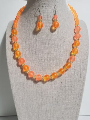 Round Beads Necklace