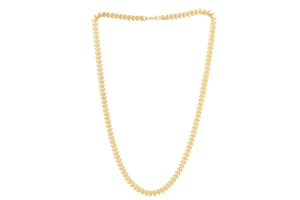 Gold-Plated-Long-Chain