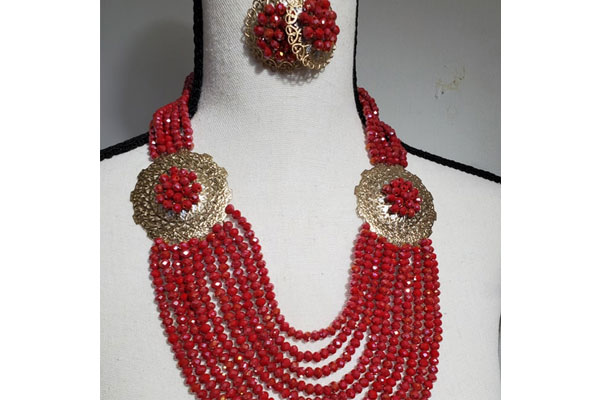 Africa-Beaded-Necklace
